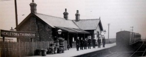 Hickleton & Thunscoe Railway Station