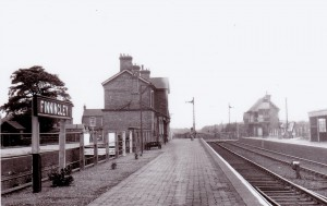 Finningley Railway Station