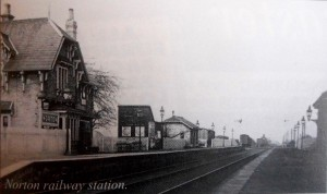 Norton Railway Station