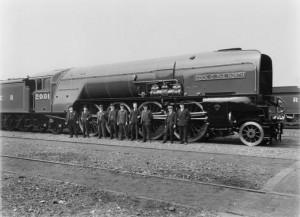 Locomotive Cock O The North