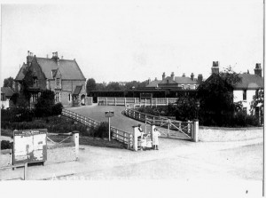Askern Railway Station